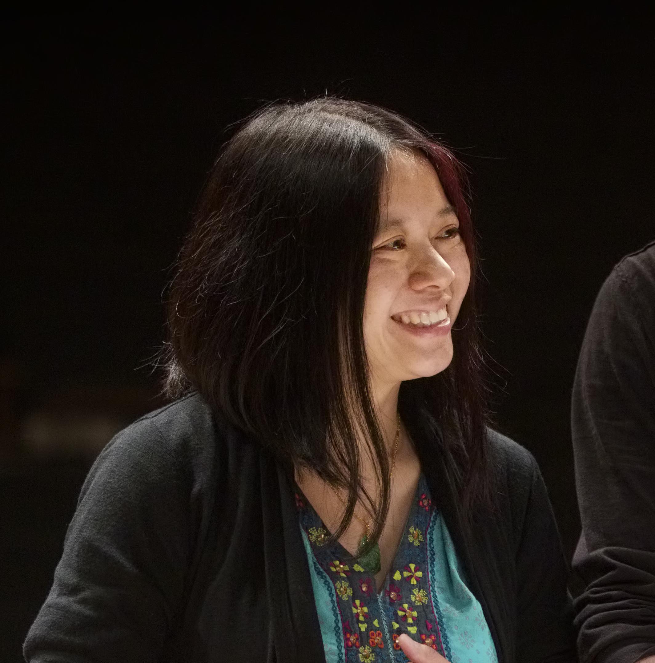 Liza Lim, photo by Klaus Rudolf