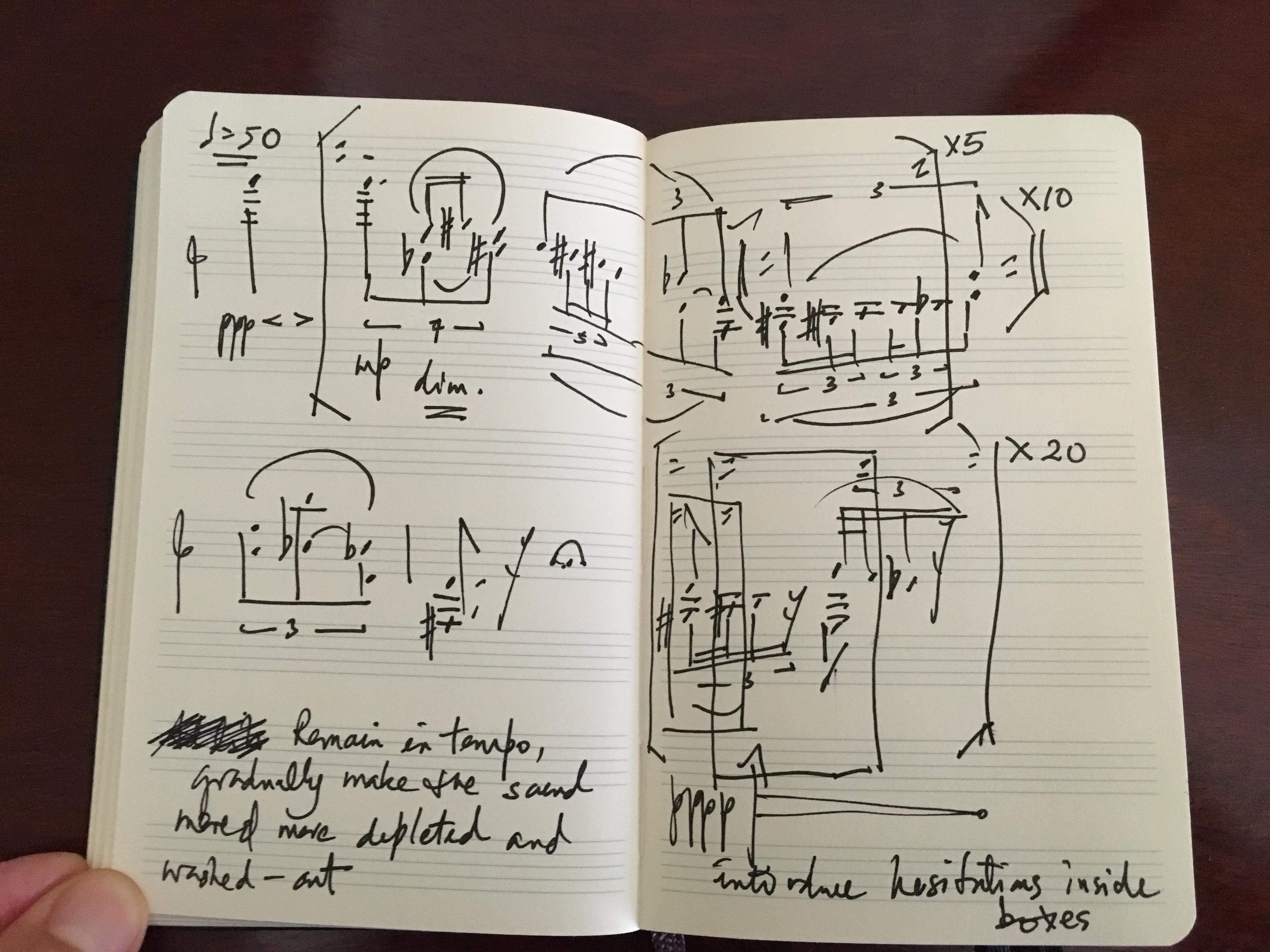 Emotional Lines In Art : Liza lim composer